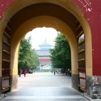 Templo do Céu, rua Qian'namen e os Hutongs de Pequim