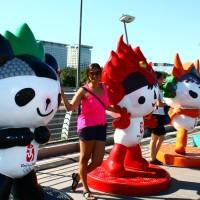 Pequim: o Parque Olímpico, Sanlitun e o Yashow Market