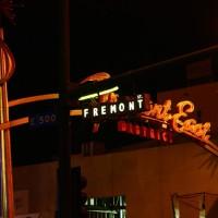 Las Vegas: Freemont Street Experience