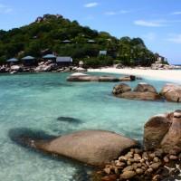 Tailândia: ilha de Nang Yuan, o paraíso na Terra!