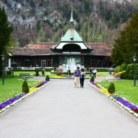 Interlaken e Thun: a região dos lagos Suíça