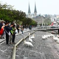 Suíça: a linda e romântica Luzern!