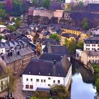 Algumas horas em Luxemburgo, uma agradável surpresa!