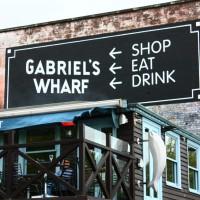 Londres: Gabriel's Wharf e St. Katharine Docks