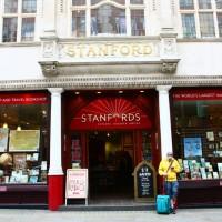 Londres e sua Stanfords, a maior livraria de viagens do mundo!