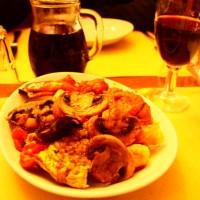 Onde comer (bem) em Roma: Trattoria Vecchia