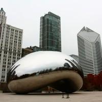 Algumas horas em Chicago!