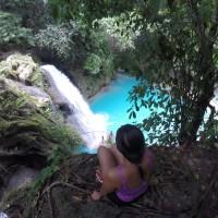 Kawasan Falls, a mais bela cachoeira das Filipinas e canyoneering pelo rio Matutinao