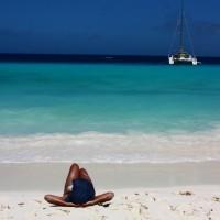 Passeio de barco all inclusive a Klein Curaçao com a Bounty Adventure!